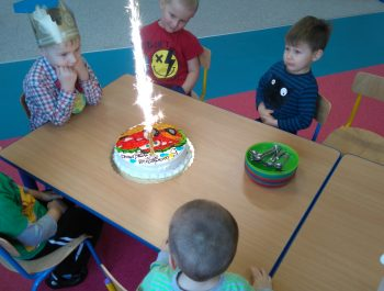 Urodziny Gracjana