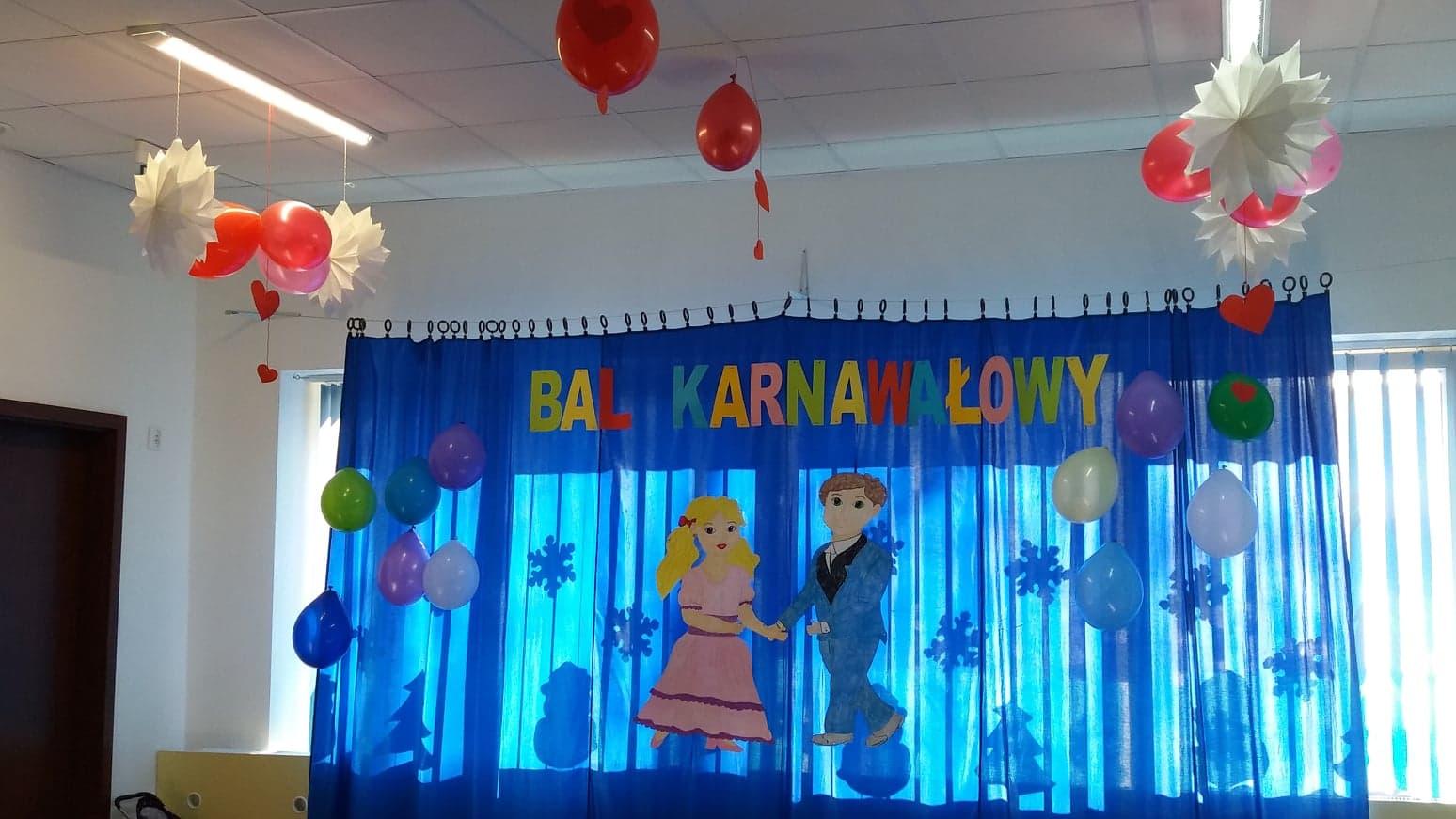 Bal karnawałowy i Dzień Otwarty Przedszkola :)