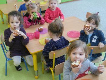 Tłusty czwartek w przedszkolu :)