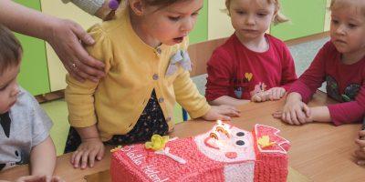 3 urodziny Helenki :)