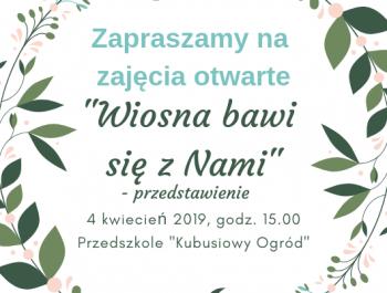 Zaproszenie :)