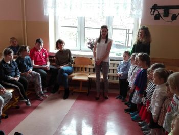 Występ dla podopiecznych OREW w Miechowie ;)