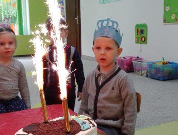 Urodziny Kubusia