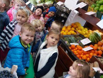 Wycieczka do warzywniaka